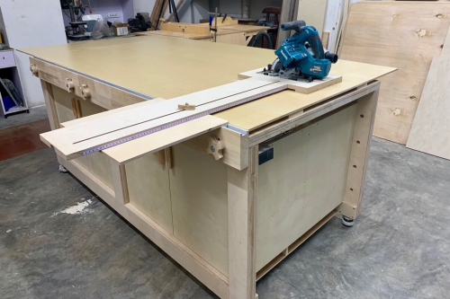 Awe Inspiring Multi Function Workbench Build By Linyou Forum Paoson Gmtry Best Dining Table And Chair Ideas Images Gmtryco